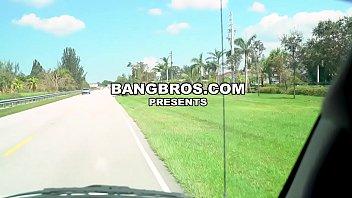 BANGBROS - Star Maps Dealer Shae Celestine Gets Slammed on B
