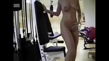 Naked workout after hours - HardBodyCams.com