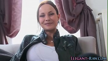 Glam whore anal fucked