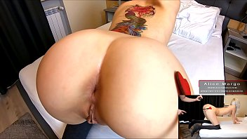 Fucking With My Hot Tattoed Sister in DoggyStyle! AliceMargo.com