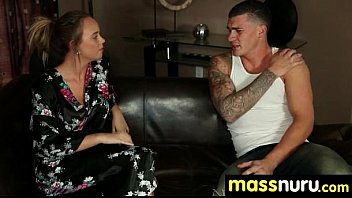 slippery massage with happy end 6