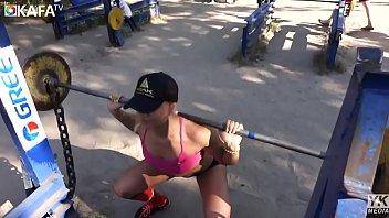 Awesome Ukrainian Girls - Strength & Flexibility  -  Female Motivation
