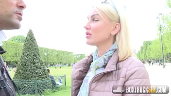 Elen barkin lesbian tubes - Hot milf elen million has sex in public with the photographer