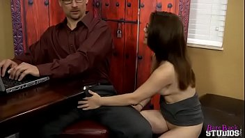 Step Father helps insecure Daughter Jennifer Bliss