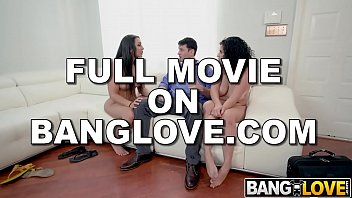 Step Family Threesome Lilly Hall, Gabriela Lopez