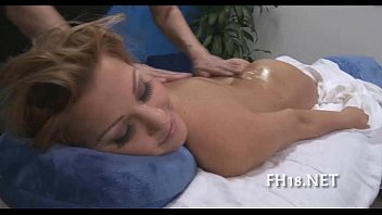 These 3 girls fucked hard by their massage therapist