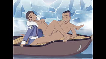 Avatar the last airbender xxx porn - Katara and sokka with cum inside