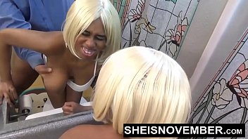 Big Ass Pornstar Sheisnovember Fucking Plumber Doggystlye To Pay Bill