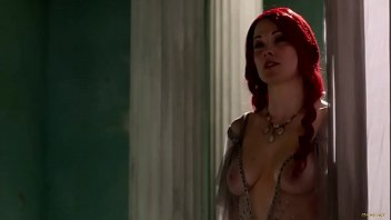 Lucy lawless - spartacus: s01 e12 (2010)