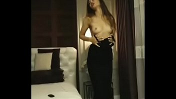 Strip to naked milf