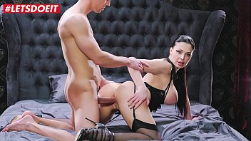 LETSDOEIT - Hungarian Kitty Aletta Ocean Has Intense Fantasy Sex With Lutro
