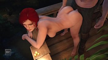The Witcher: Triss Compilation