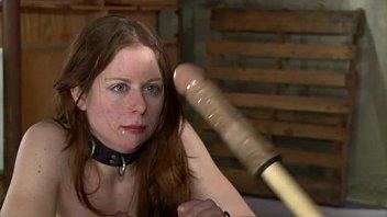 Leila Rides The Bondage Bench