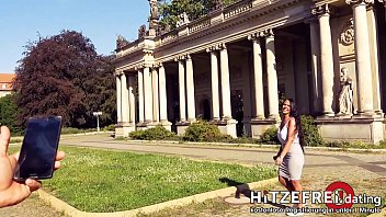 PUBLIC FUCK DATE! ▲ German Zara Mendez ▲ BANGED early in the morning! HITZEFREI.dating Online Dating thumbnail
