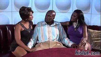 Imani Rose & Nyomi Banxxx Threesome