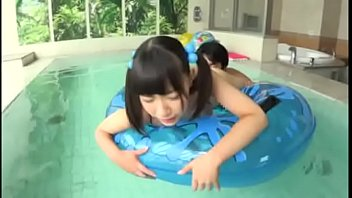 18 Year Old Japanese Teen Fucked in the Pool porno izle