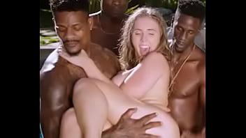 Blacked Lena Paul - Great Loop will make your dick hard