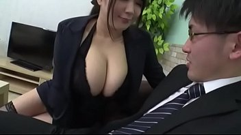 Huge Tits  Secretary Marina Yuzuki Is A Dirty Tease To Employees (Full: http://bit.ly/2zhyl5L)