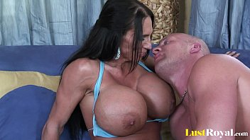 Mature pouty lipp Extremely busty mommy lisa lipps loves to bonk