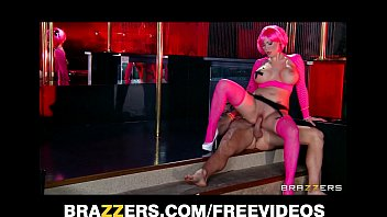 Big-tit pink goth girl is fucked fast and rough by a big-cock Preview
