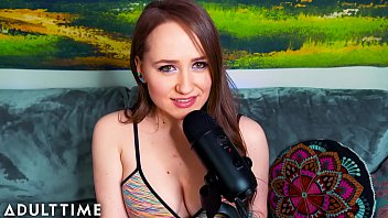 Adult workers with youth Asmr fantasy - mutual masturbation squirting with lizzie love