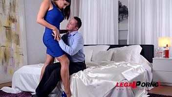 Busty sex addict Sensual Jane can't wait for him to make her big boobs sway GP608