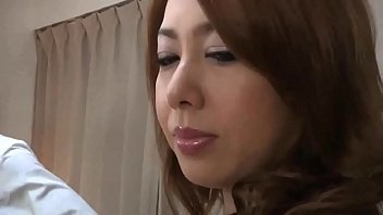 Yumi lee thumb Chubby japanese milf blow and fucked