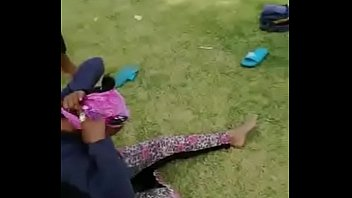 South African couple caught having sex