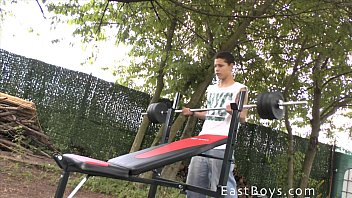 Twink 18 first Exclusive - fresh 18 boy