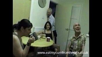 1 Eat My Cum From Her Ass