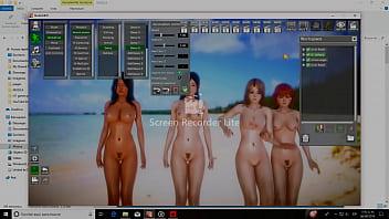 Alison Angel,  Ariel Rebel , Mia Khalifa  ,AI Uehara nude season 4