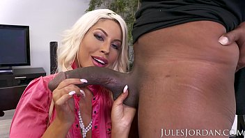 Jules Jordan - Bridgette B Big Tit MILF Gets A Bonus For All Her Hard Work. A Big Black Cock