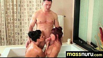 Full service massage porn