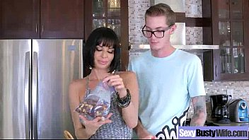 Sex Tape With (veronica avluv) Big Melon Tits Sexy Wife clip-29