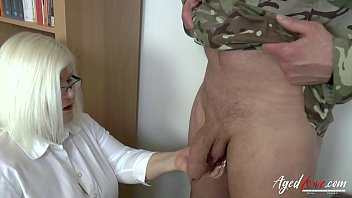 Sexual health intercourse videos - Agedlove lacey starr fucking hard with soldier