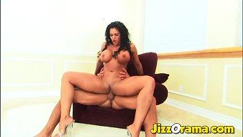Aimees tits Jizzorama - huge titted babe aimee sweet