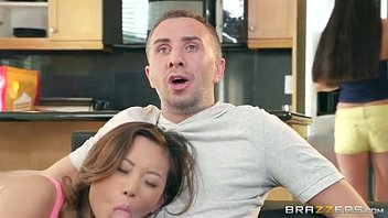 Keiran Lee, Alina Li in -Asian Teen In Short Jeans Sucks Cock Insanely