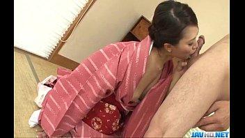 Imporessive POV porn session along Yayoi Yanagida