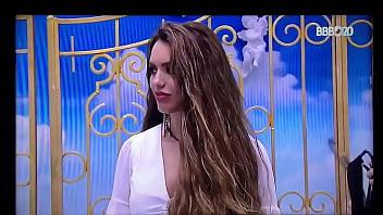BBB 20 - Mari Gonzáles pelada no Big Brother Brasil