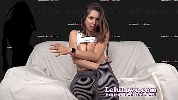 New sexy shirt Dancing teasing in ribbed pantyhose tights upskirt feet - lelu love