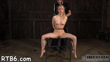 Free porn torture Intensive caning with painful torture for tattooed slave