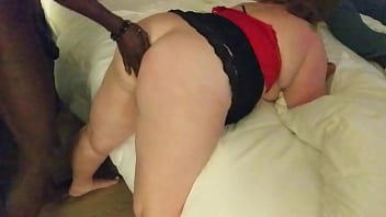 Interracial breeding white wife - Sexy milf eva loves taking her black studs bbc deep in her married white pussy. they finish up by fucking her in the ass roughly. they definitely took what they wanted from this hot wife.