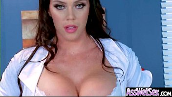 Hard Anal Sex With Big Butt Naughty Girl (Alison Tyler) video-06