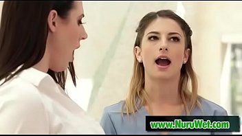 Pyramid Team (Angela White & Kristen Scott) video-01