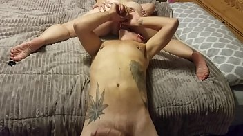 Squirting On His Face - Horny Nicky porno izle