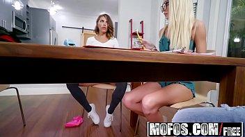 Mofos - Share My BF - (Adriana Chechik, Tiffany Watson) - Study Break Squirter
