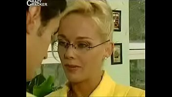 Mature sexy teachers - Sexy teacher fucked by young and old man threesome