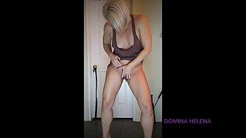 Locking thumb drive Helena locke - golden shower pov
