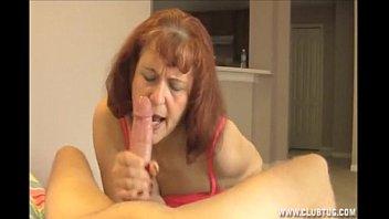 Mature Woman Jerking A Dick thumbnail