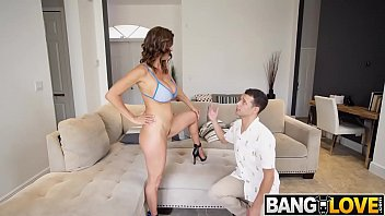 Stepmom Alexis Fawx Fucks Step Son Like A Porn Star